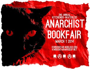 KW Anarchist Bookfair 2014