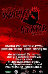 11x17 bookfair crow poster